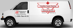 Canadian Carpet Cleaning serves Toronto and the GTA