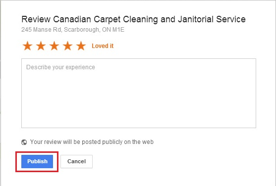 Cleaning Services in Toronto & GTA - Canadian Carpet Cleaning