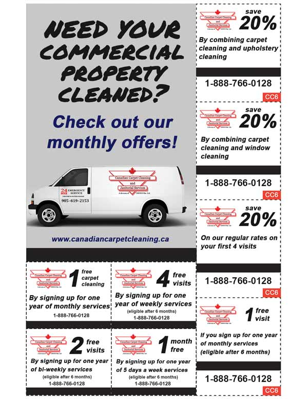 Janitorial Services Cleaning Specials In Oshawa Amp Durham